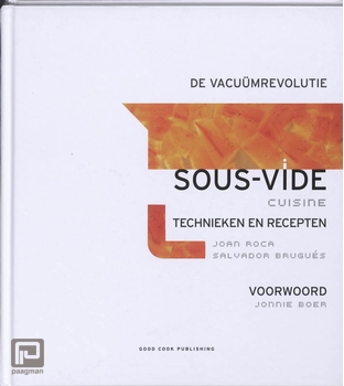 Meer informatie over Sous-vide cuisine