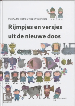 Meer informatie over Rijmpjes en versjes uit de nieuwe doos