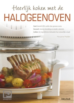 Meer informatie over Heerlijk koken met de halogeenoven