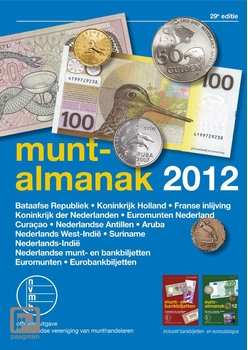 Meer informatie over Muntalmanak  2012